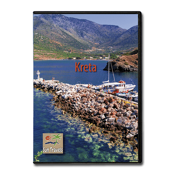DVD Kreta