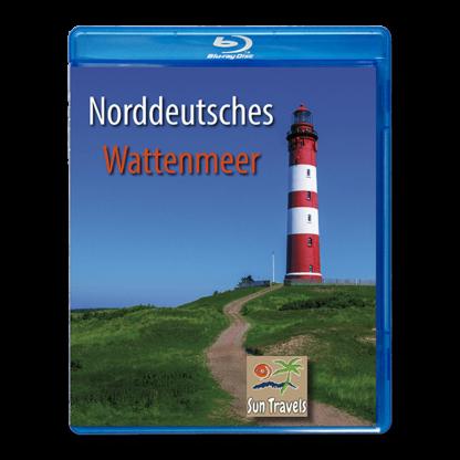 Blu-ray Norddeutsches Wattenmeer