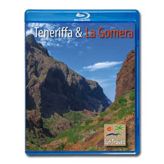 Blu-ray Teneriffa & La Gomera