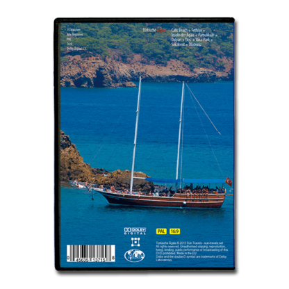 DVD Türkische Ägäis